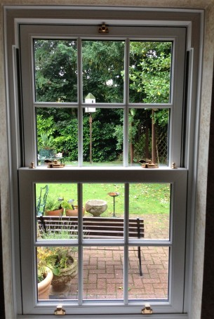 Edwardian & Victorian sliding sash windows