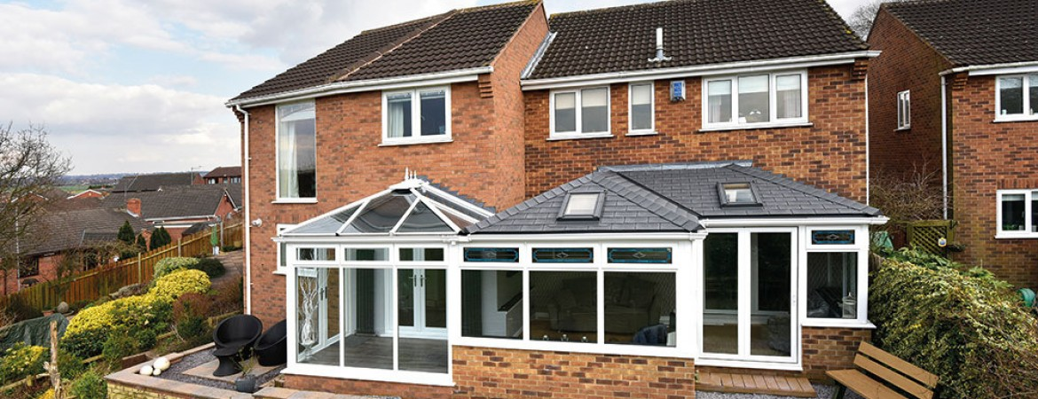 Equinox Tiled Conservatory Roof 3
